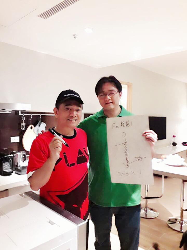 感謝綜藝天王吳宗憲